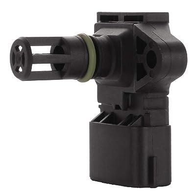 AUTOMUTO Manifold Absolute Pressure Sensor Fits 2007-2010 Dodge Ram 2500, 2007-2010 Dodge Ram 3500, 2011-2014 Ram 2500, 2011-2014 Ram 3500 Automotive Replacement MAP Sensors: Automotive
