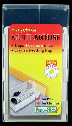 (The Big Cheese) Multi-Mouse Trap (STV162)