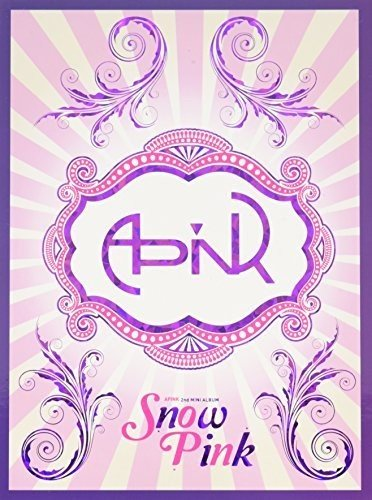 CD : Apink - A Pink - Snow Pink (Mini Album) (Asia - Import)