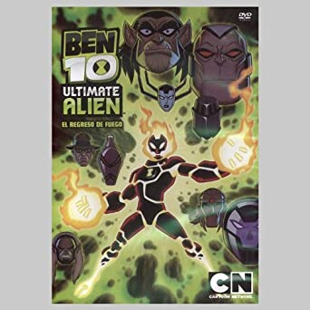 Amazon.com: Ben 10 - El Regreso de Fuego: Movies & TV