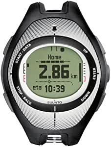 Suunto X9 Wrist-Top Computer with GPS, Compass, Barometer, Thermometer, and Altimeter