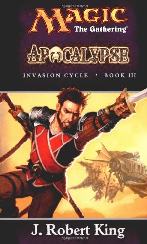 Apocalypse: Invasion Cycle, Book III