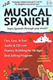Musical Spanish, Stacey Tipton, 0970682905