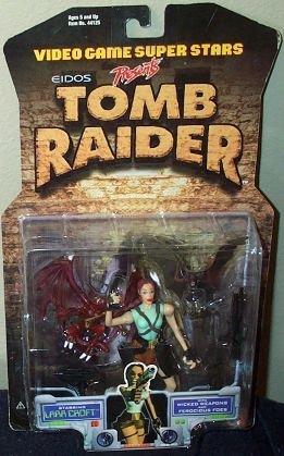 Tomb Raider > Lara Croft Action Figure (Lara Croft Action Figure)