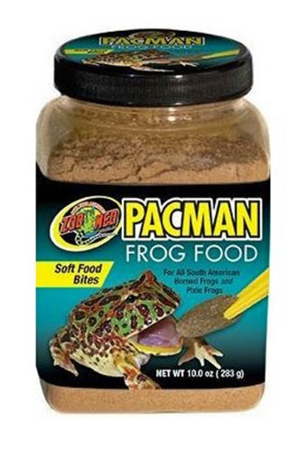 Zoo Med Pacman Frog Food, 10-Ounce by Zoo Med