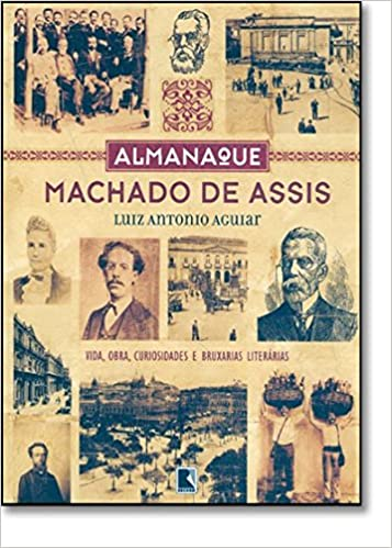 Book Almanaque Machado De Assis