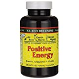 YS Eco Bee Farms Positive Energy – 75 capsules (Pack of 2)