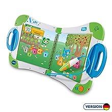 VTech - Sistema de aprendizaje interactivo, MagiBook, color verde, versión alemana , color/modelo surtido