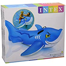 Intex Recreation Friendly Shark Ride On Pool Toy 56567EP - Pack of 6
