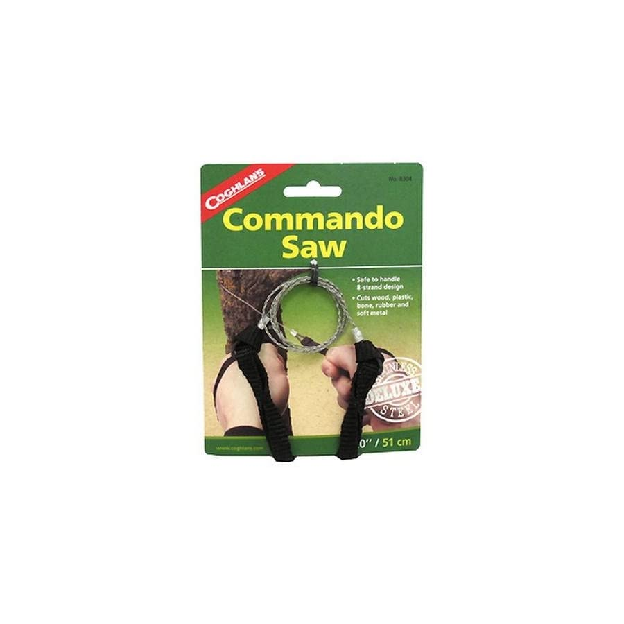 Coghlans Deluxe/Commando Saw Knives & Accessories Axes, Saws & Shears