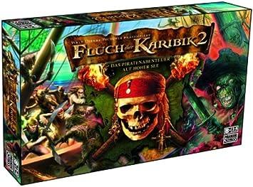 Hasbro - Juego de tablero Piratas del Caribe [importado de Alemania]: Amazon.es: Juguetes y juegos