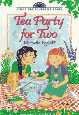 Tea Party for Two (First Choice Chapter Book)
