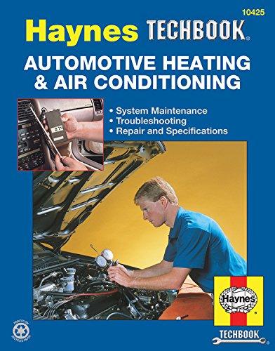 Haynes Techbook Automotive Heating & Air (Automotive Air Conditioning Repair)