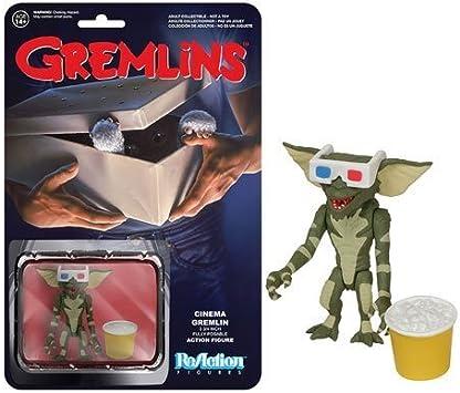 Funko Gremlins Cinema Gremlin Reaction 3 3/4-Inch Retro Action ...