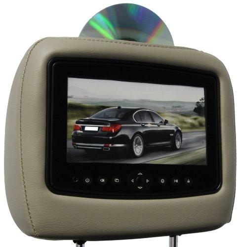 CarShow by Rosen CS-FDEPL11-G03 Single DVD Headrest System