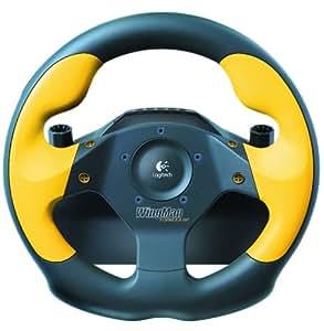 Logitech WingMan Formula GP Racing Wheel -USB