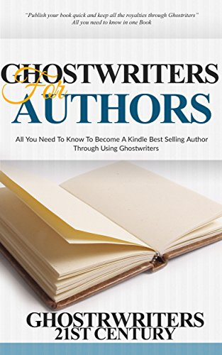 Ghostwriters for books leitfaden hausarbeit schule