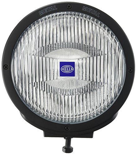 HELLA HLA-H12560051: Rallye 4000 Series 12V/100W Black Halogen Cornering Beam Lamp