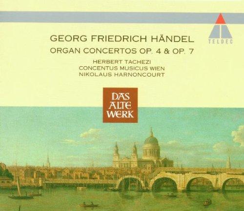 Handel: Organ Concertos, Opp. 4 & 7