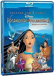 POCAHONTAS COLEÇÃO COM 2 FILMES [BLU-RAY]