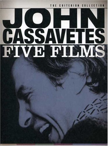 John Cassavetes: Five Films (Shadows / Faces / A Woman Under the Influence / The Killing of a Chinese Bookie / Opening Night ) (The Criterion Collection) by Criterion