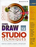 CorelDRAW Studio Techniques, David Huss, 0078824508