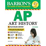 Barron's AP Art History: With Bonus Online Tests