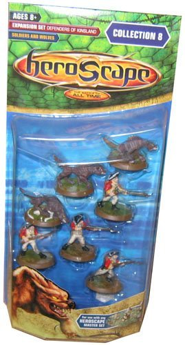 Heroscape Collection 8 - SOLDIERS AND (Heroscape Collection)