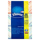 upright archival storage - Kleenex Soft & Strong Facial Tissues, 210 Tissues/Box, Count of 3