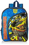 FAB Starpoint Big Boys' Transformers 16 Inch Backpack, Multi, One Size