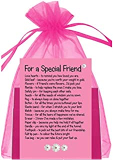 FRIEND SURVIVAL KIT GIFT CARD PINK