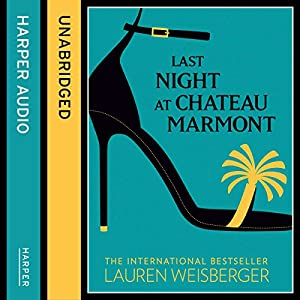 Last Night at Chateau Marmont Audiobook