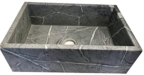 Chicago-Wright 30' Fantasia Soapstone Sink