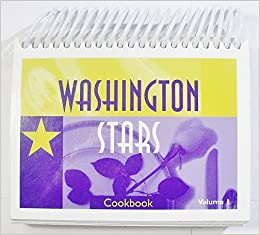 Washington Stars Cookbook Volume 1 Washington State Restaurants