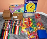 Saxon Math K Manipulative Kit, Larson, Nancy, 1591413125