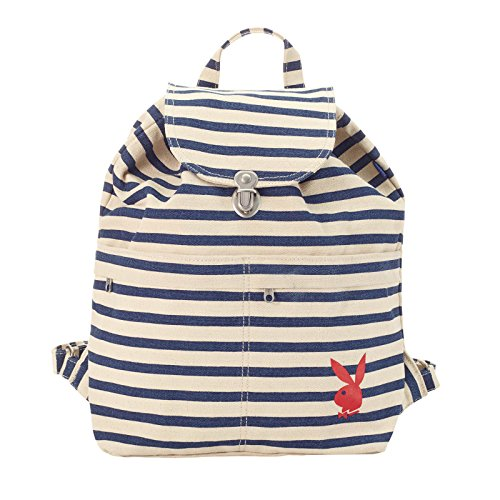 playboy-womens-canvas-backpack-sailor-striped