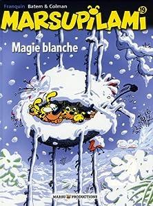 """Afficher """"Marsupilami n° 19 Magie blanche"""""""
