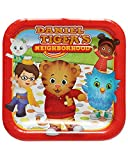 American Greetings Daniel Tiger Paper Dessert Plates, 8-Count