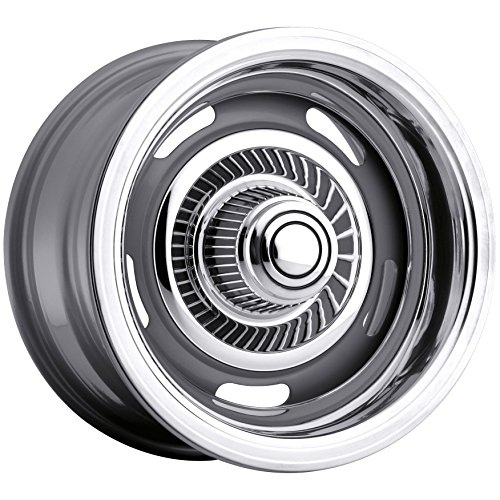 Vision Rally 55 Silver Wheel (15x7
