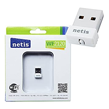 NETIS WF2120 USB NETWORK ADAPTER DRIVERS DOWNLOAD