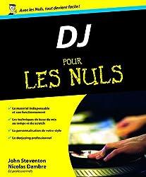 DJ pour les nuls (French Edition)