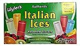 Wylers Authentic Italian Ices (20) 1.5oz