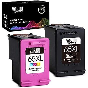 Amazon.com: Voshy 65XL Remanufactured Ink Cartridges ...