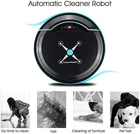 Aspirador automático Inteligente con Robot Aspiradores pequeños ...