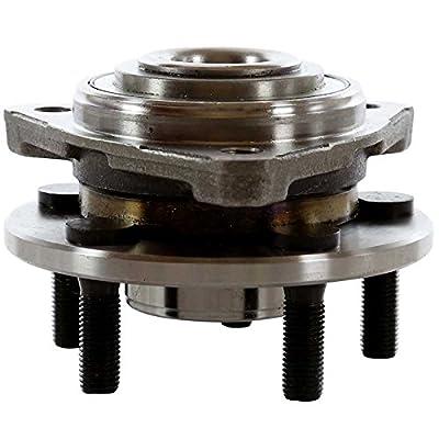 Auto Shack HB613140 Front Wheel Hub Bearing Assembly 5 Stud: Automotive