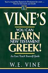 VINES LEARN NT GREEK: An Easy Teach Yourself Course in Greek
