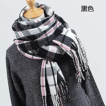 Hitsan Incorporation Winter Scarves For Women Cashmere Cotton Winter