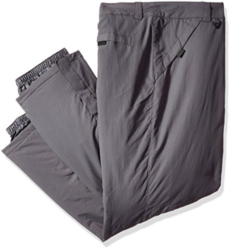 White Sierra Men's Big Toboggan Insulated Pants, Asphalt, 2X by White Sierra