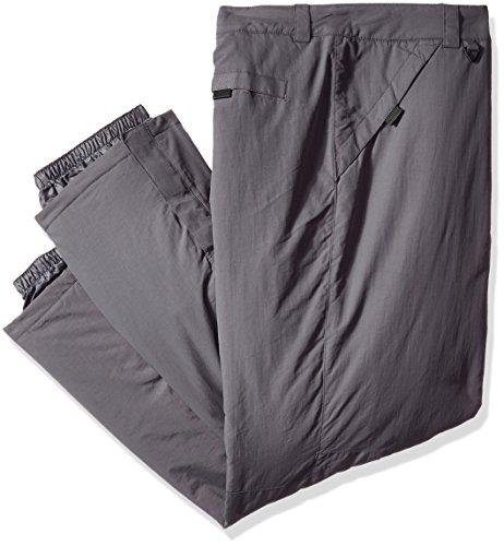 White Sierra Men's Big Toboggan Insulated Pants, Asphalt, 3X by White Sierra