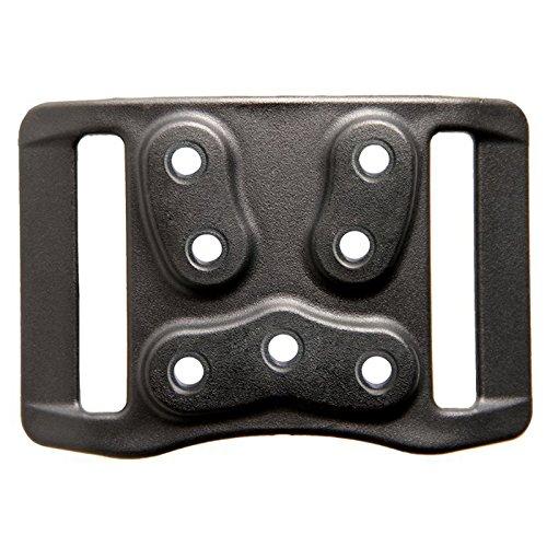 BLACKHAWK! SERPA High-Ride Duty Belt Loop with Duty Holster Screws, (w/Duty Holster Screws)